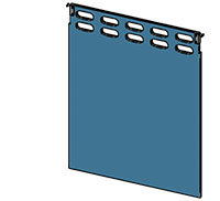 Large Animal Runs - Other Options - Divider Panel